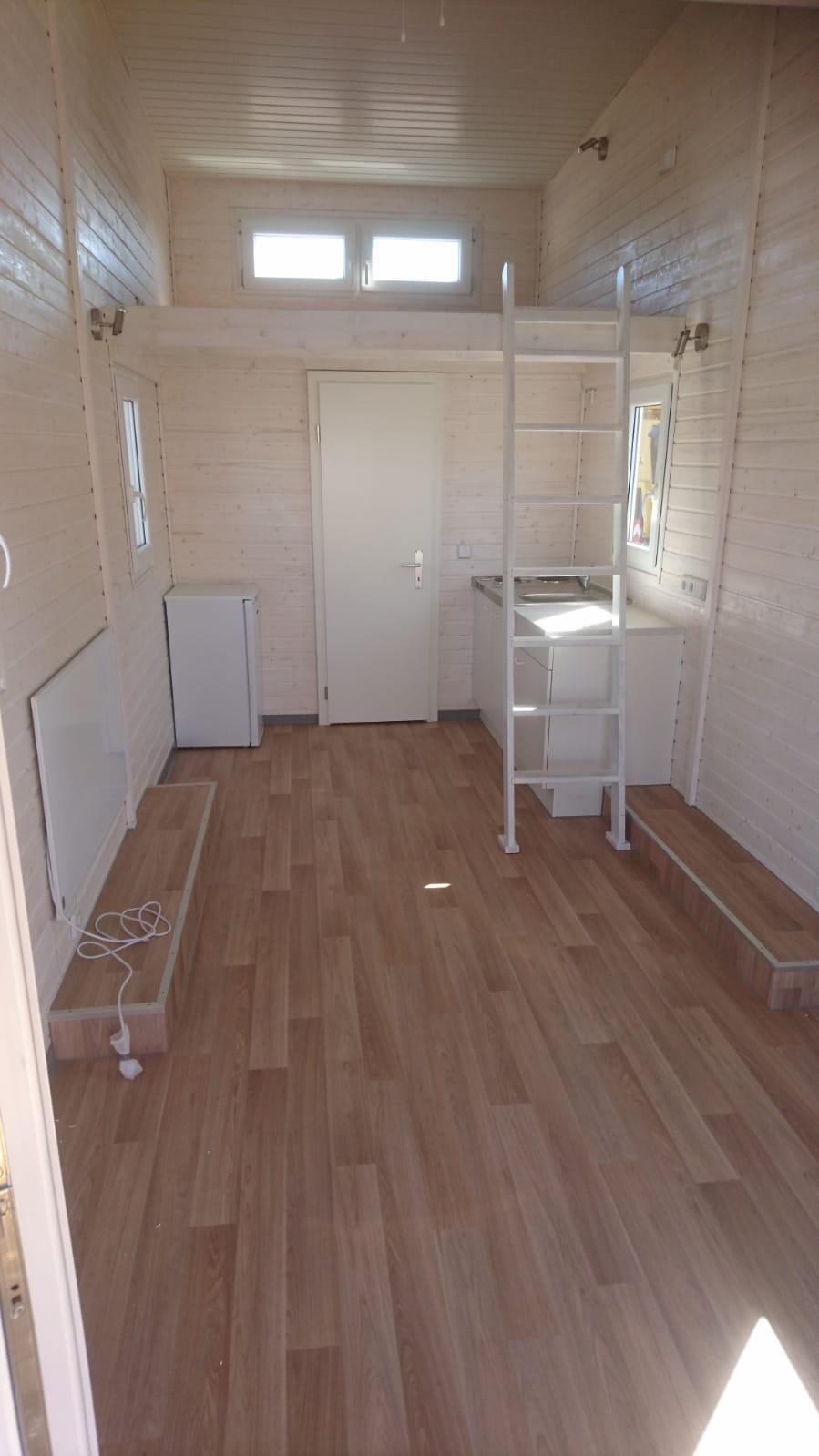 foto galerie meiner tiny houses modelle einrichtung entstehung. Black Bedroom Furniture Sets. Home Design Ideas